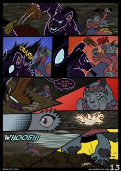Golden Sky Hero ~ Chapter 8, Page 13 by The-Quill-Warrior