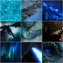 Blue Dragon Aesthetic (F2U) by Kiryu2012