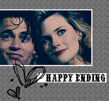 Happy Ending. by autopsyroom