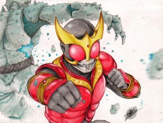 Kuuga by Men-dont-scream