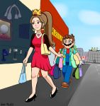 Shopping with Eda by Max-Black25