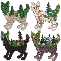 [CLOSED] ecoserval adopts iii by servals