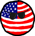 USA v2 (Glasses Type 2) by befree2209