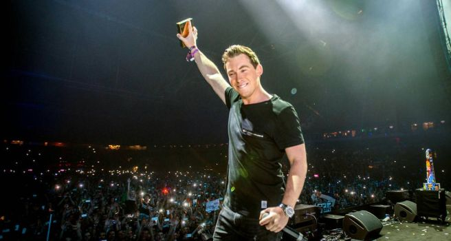 Top 100 DJ NO.1 2014 Hardwell by To-United