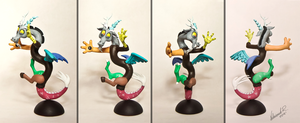 Sculpture: Discord MLP [FOR SALE] by Arnne