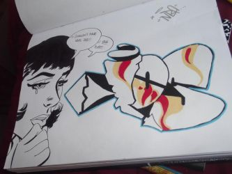 IOS - Molotow Piece by InOpenSight