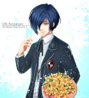 10th anniversary Persona 3 (UPDATE!) by ama-chii