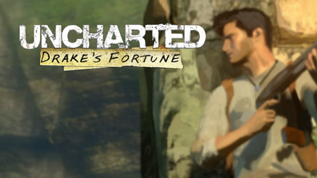 Uncharted: Drake's Fortune by MisogiProductions