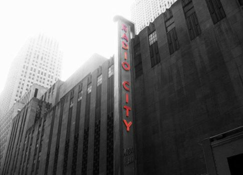 Radio City by TheCloverParadox