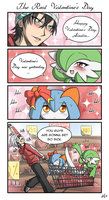 The Real Valentines Day by RakkuGuy
