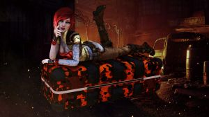 Borderlands Lilith by xkalipso