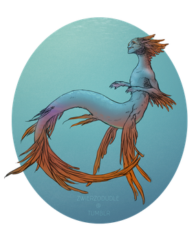 2017-05-14 mermaid sketches 2 by agata-j