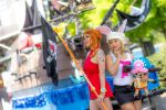 Nami Carrot Whole Cake Island Ship Cosplay by firecloak