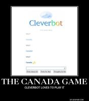 Playing With Cleverbot... by PerryTheTeenageGirl