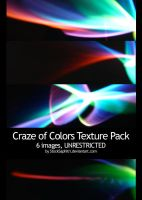 Craze of Colors Texture Pack by StockSaphitri