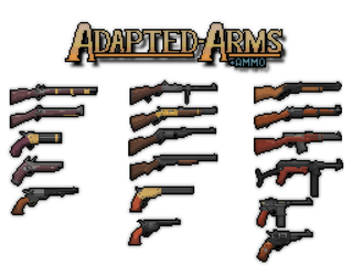 Adapted Arms by Fujinaka