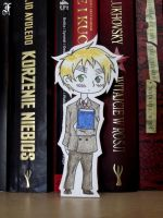 APH- England paper child by Flashie666