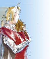 FMA: stay with me by snailtamer