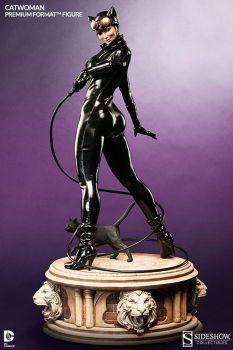 Catwoman Pf -Sideshow by MarkNewman