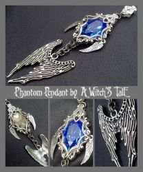 Phantom Pendant by A Witch's Tale by LaceWingedSaby