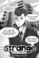 Strange Records 3: Page 1 by meowwithme