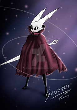 Hornet (Hollow Knight) by Shuzked