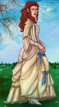 Beth Commission coloured by Imi-Kagami