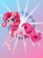 Pinkie Pie: Party Queen by AuroraSwirls