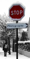 STOP FOR PHOTO by ANOZER