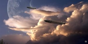 Atmospheric Entry by jhmart1