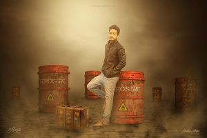 Dreamy Scene Photo manipulation effects by hasshasib001