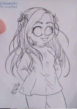 Teen Pucca by Edithanime98
