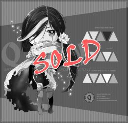 [CLOSED] Scarfy #01 by Qsan90