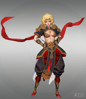OverHit - Sun Wukong by Bringess