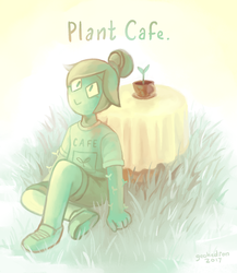 Plant Cafe by Slitherbot