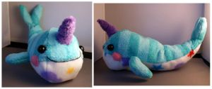 Narwhal Plush for Sale by Ljtigerlily
