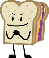 Object Commission #46 (PB and J) by YellowAngiruOfficial