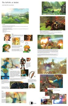 Zelda WII U scan and theory by heey1888