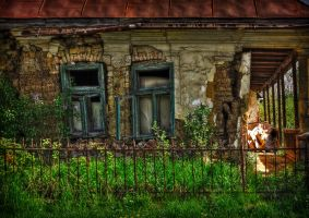 Old House by chimp12