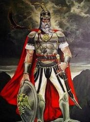 Scanderbeg The Great King Warrior Of Albania 1465 by eduartinehistorise