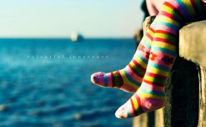 Colourful Innocence by tongastock
