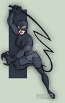 Catwoman 54 by TULIO19mx