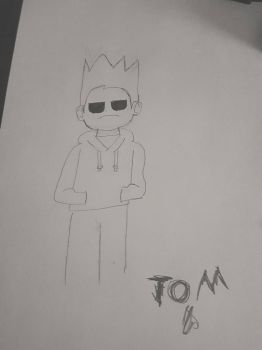Tom :3 by BombBoss24