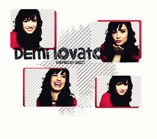 Demi PNG Pack by Janset by carmenart-ca