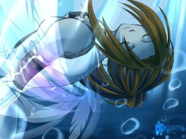 Drowning by ferus