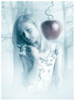 The Blonde Snow White by MelissaGriffin