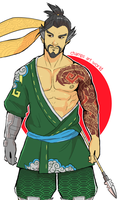 Hanzo by champion1012