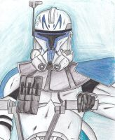 Captain of the 501st by Funtimes