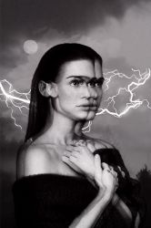 Holland Roden - Thunder and blurry by readerxfangirl
