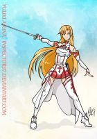 Asuna by Inspector97